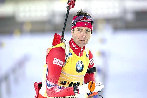 Ole Einar Bjørndalen. Foto: Manzoni/NordicFocus.