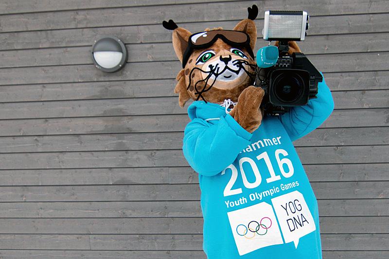 Ungdoms-OL har landet TV-avtale med NRK. Foto: Ungdoms-OL Lillehammer 2016.