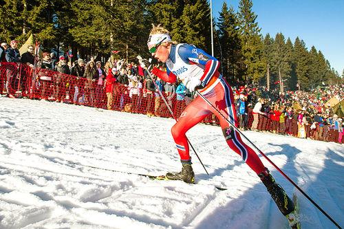 Martin Løwstrøm Nyenget. Foto: Laiho/NordicFocus.