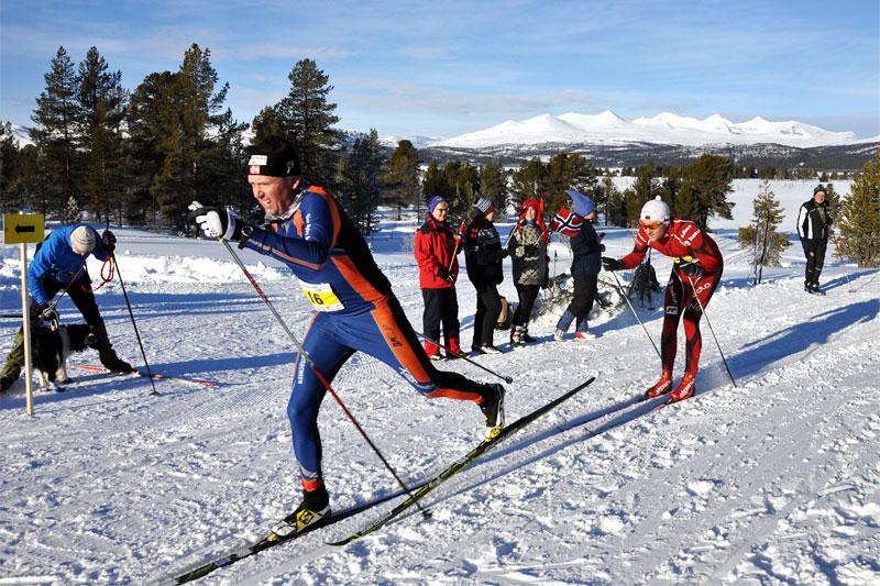 Furusjøen Rundt-rennet. Foto: Tone Sidsel Sanden.