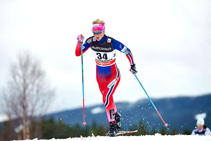 Kathrine Harsem. Foto: Felgenhauer/NordicFocus.