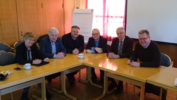 Seks kommuner går inn i forhandlinger om en stor komune i Indre Østfold