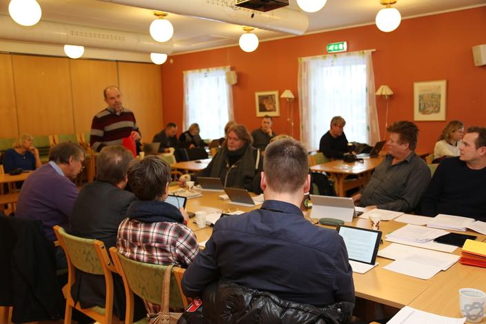 formannskapsmøte februar 2016