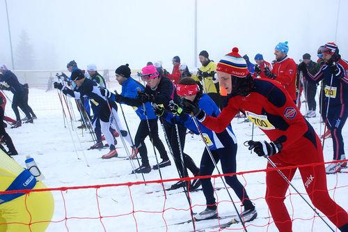 Starten i en tidligere utgave av Stenfjellrunden. Foto: Roar Jødahl.