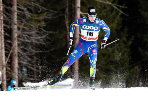 Lucas Chanavat. Foto: Modica/NordicFocus.