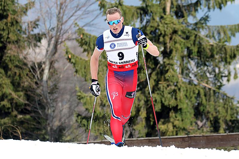 Mikael Gunnulfsen. Foto: Erik Borg.