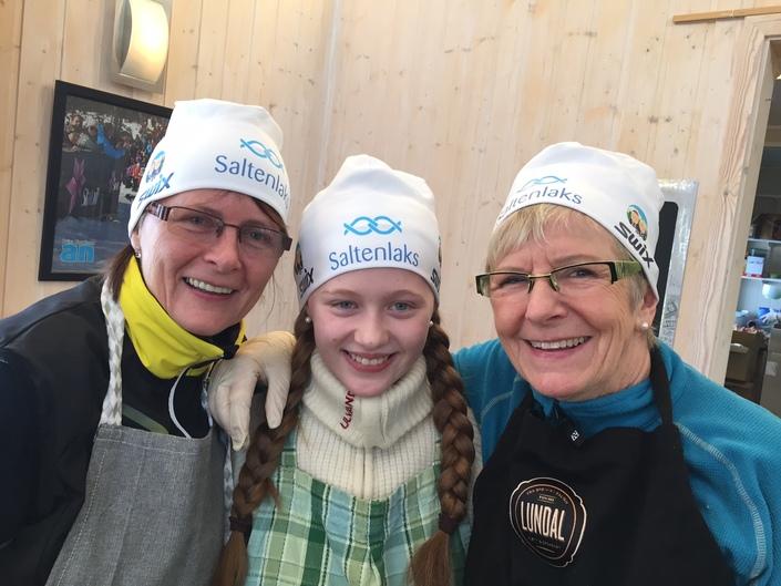 Hovedlandsrennet på ski 2016 - frivillige