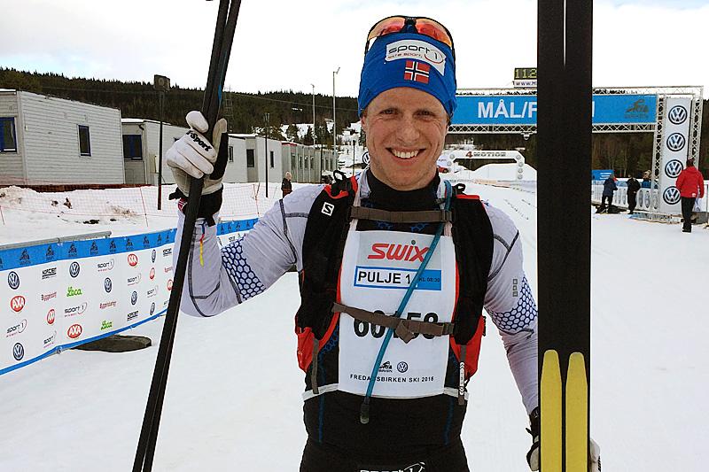 Petter Soleng Skinstad. Foto: Elise Hole.