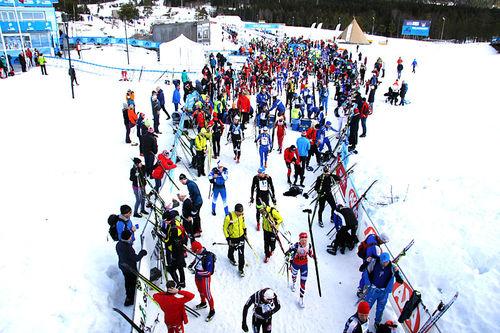 Birkebeinerrennet. Foto: Geir Nilsen/Langrenn.com.