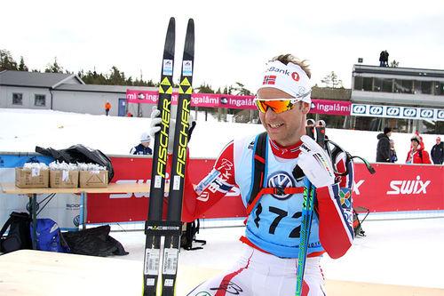 Sjur Røthe. Foto: Geir Nilsen/Langrenn.com.