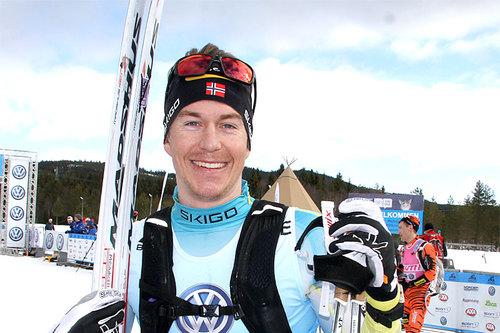 Vetle Thyli. Foto: Geir Nilsen/Langrenn.com.