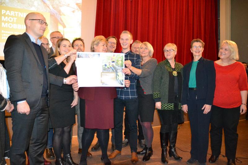 Gunn Iren Müller med i Partnerskap mot mobbing