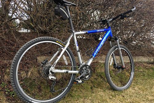 Slik går du frem for å grovinnstille sykkelen på egen hånd. Foto: Geir Nilsen/Langrenn.com.