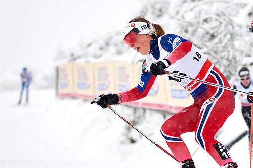 Kari Øyre Slind. Foto: Felgenhauer/NordicFocus.