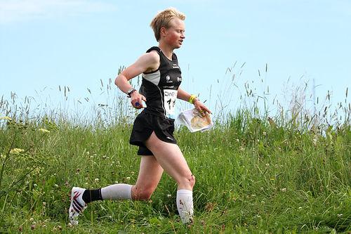 Marianne Andersen. Foto: Geir Nilsen/Langrenn.com.