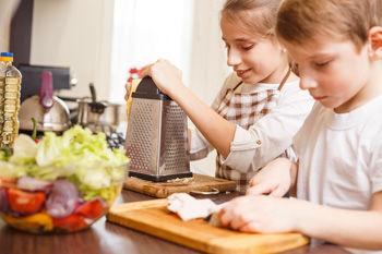 lære å lage mat