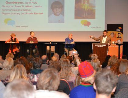 Foreldrekonferansen 2015