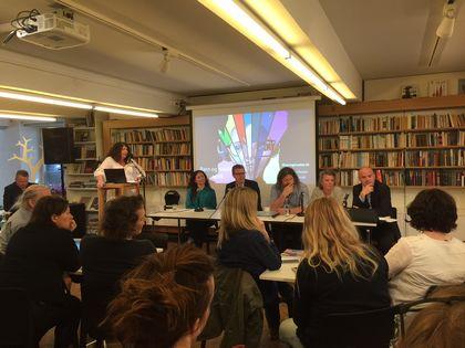 Barn og Medier 2016 panel