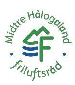 Logo Midtre Hålogaland friluftsråd