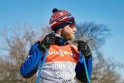 Martin Johnsrud Sundby. Foto: Felgenhauer/NordicFocus.