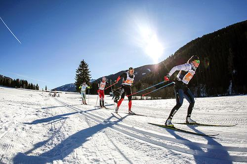 Illustrasjonsbilde fra Dolomitenlauf. Foto: Russolo/NordicFocus.