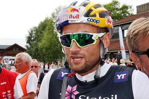 Petter Northug stiller til start i det 9-mil lange Klarälvsloppet på søndag. Foto: Geir Nilsen/Langrenn.com.