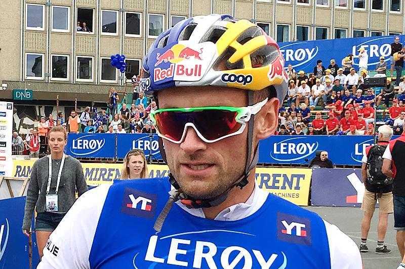 Petter Northug i Toppidrettsveka. Foto: Geir Nilsen/Langrenn.com.