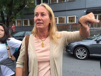 FAU-leder ved Smestad Christine Rein Helliesen