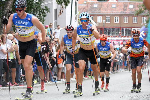 Toppidrettsveka er ett av mange høydepunkt i sommer. Foto: Geir Nilsen/Langrenn.com.