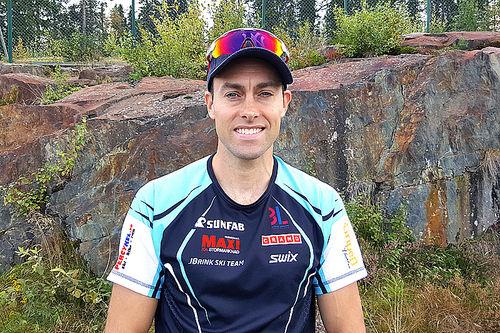 Jörgen Brink. Foto: Brink Ski Team.