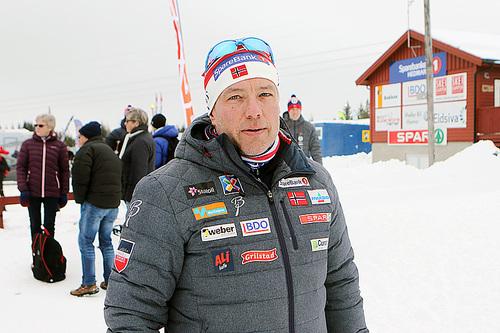Torbjørn Skogstad. Foto: Erik Borg.