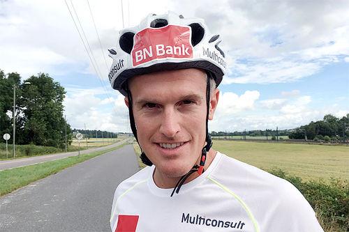 Morten Eide Pedersen. Foto: Stig Tore Laugen/BN Bank.
