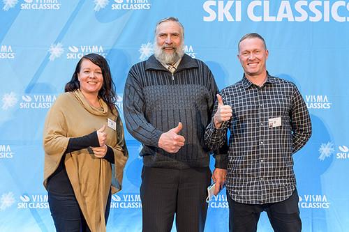 Juha Mieto har høsten 2016 blitt ambassadør for det finske rennet Ylläs-Levi som inngår i Visma Ski Classics. Foto: Visma Ski Classics.