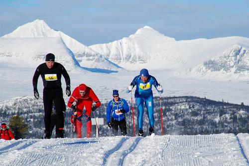 Furusjøen Rundt-rennet. Foto: Stig Haugen.