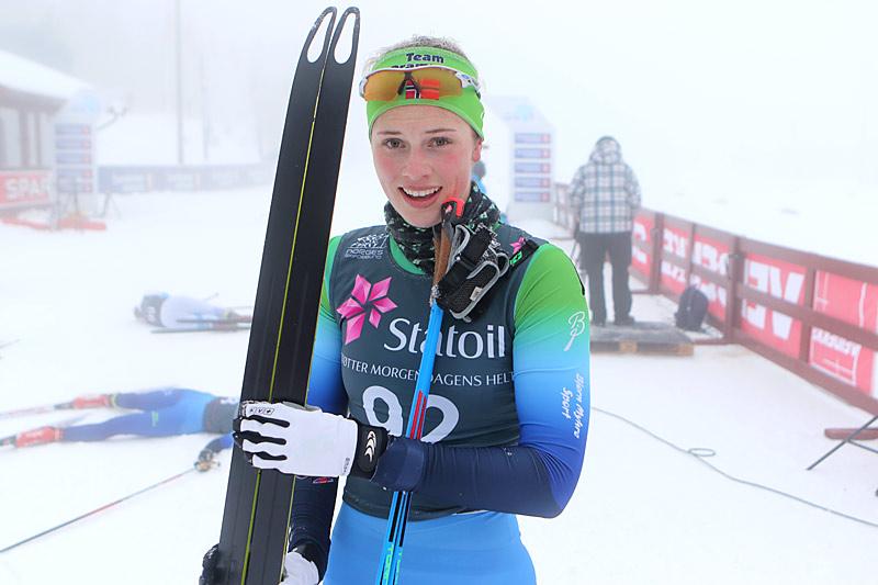 Amalie Honerud Olsen. Foto: Erik Borg.