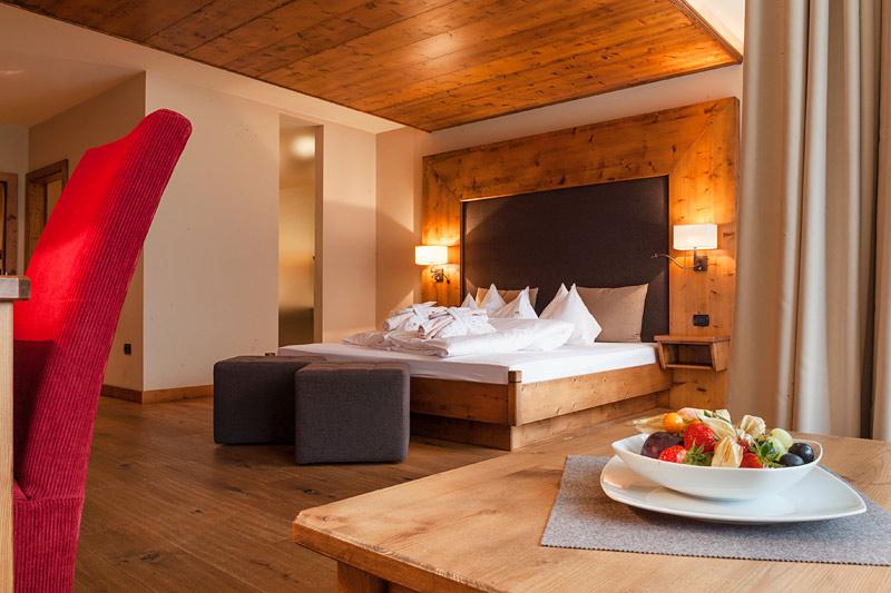 Romantik Hotel Santer - Toblach i Dolomittene.