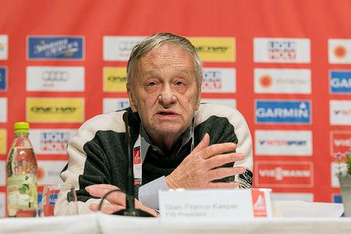 Gian-Franco Kasper. Foto: NordicFocus.