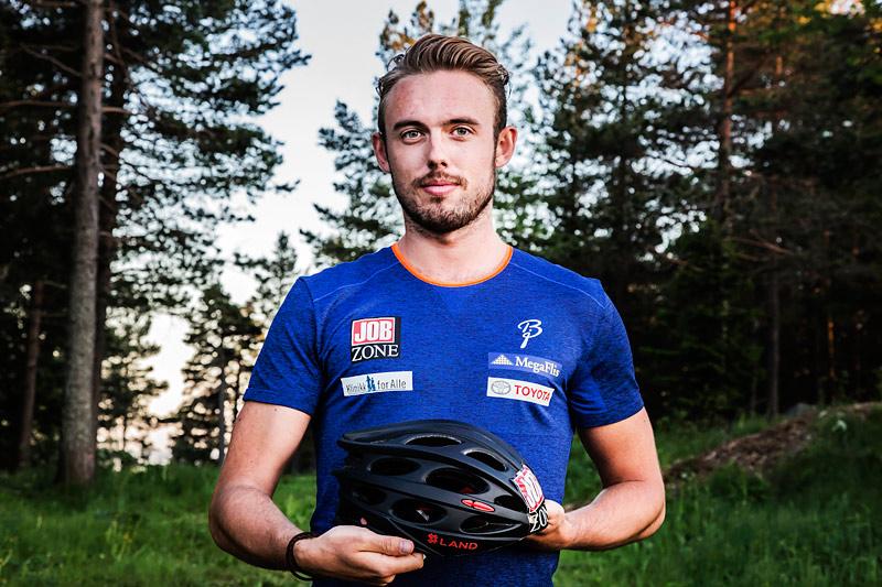 Erik Lippestad Thorstensen. Foto: Team Jobzone.