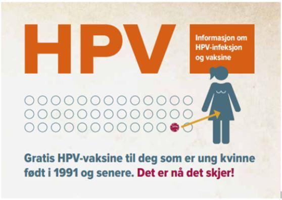 HPV-vaksine utklipp