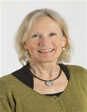 Ulla Kofoed (Foto: UCC)