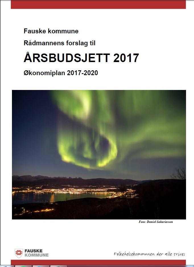Budsjettforslagutklipp 2017