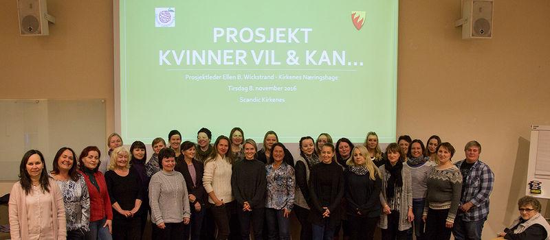 De fremmøtte. Foto: Lene Stavå Jensen