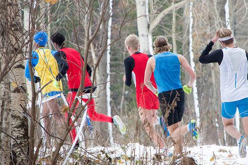 Det er lite som tyder på at løping er skadelig. Foto: Kristian Thomassen/KrsLøp.no.