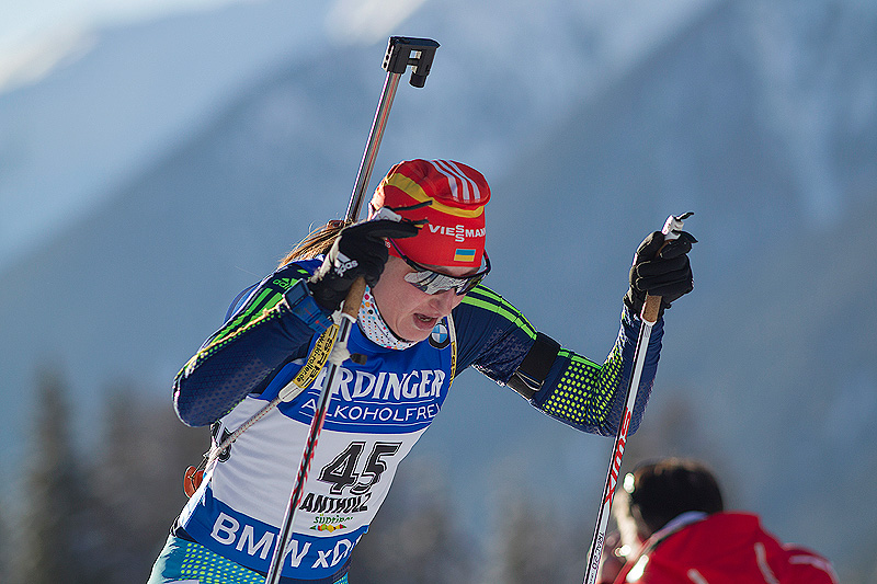 Olga Abramova. Foto: Manzoni/NordicFocus.