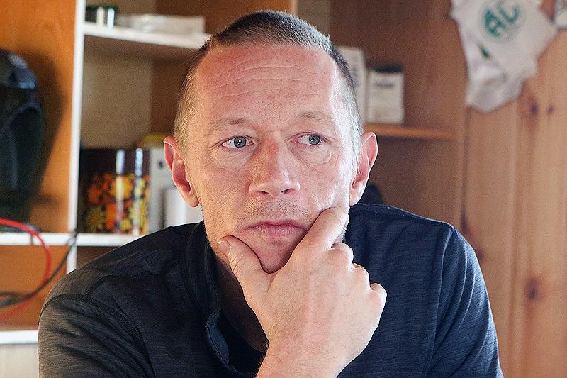 Torbjørn Broks Pettersen. Foto: Erik Borg.