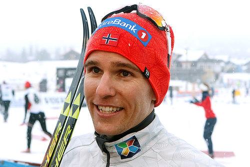 Didrik Tønseth. Foto: Erik Borg.