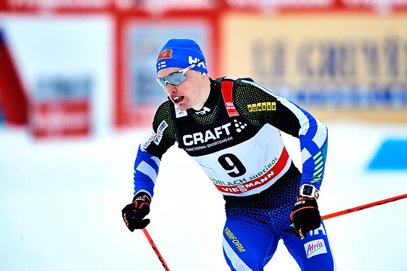 Iivo Niskanen. Foto: Felgenhauer/NordicFocus.