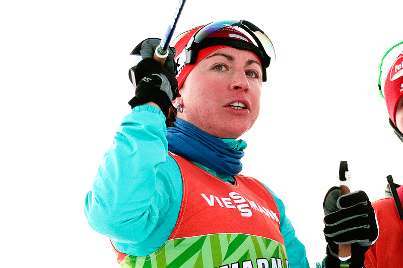 Justyna Kowalczyk. Foto: Modica/NordicFocus.