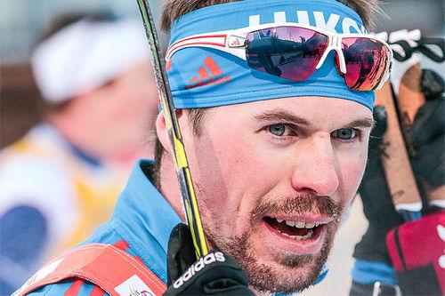 Sergey Ustiugov i Tour de Ski. Foto: Modica/NordicFocus.