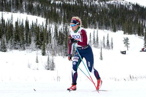 Marthe Kristine Hafsahl Karset. Foto: Erik Borg.